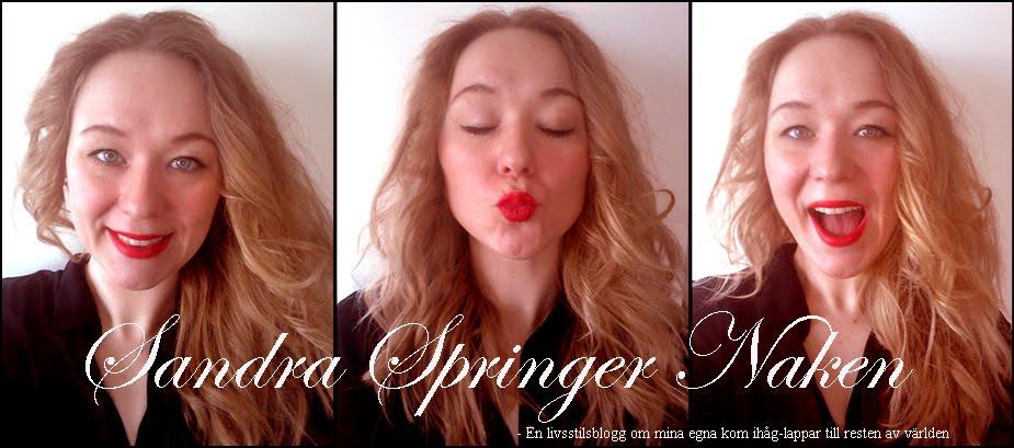 Sandra Springer Naken...