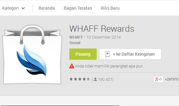 Download Whaff! on Google Play