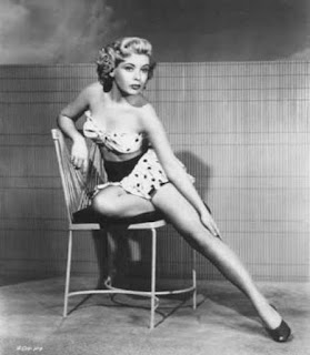 Francis Bavier – better known as 'Aunt Bee' on the Andy Griffith Show