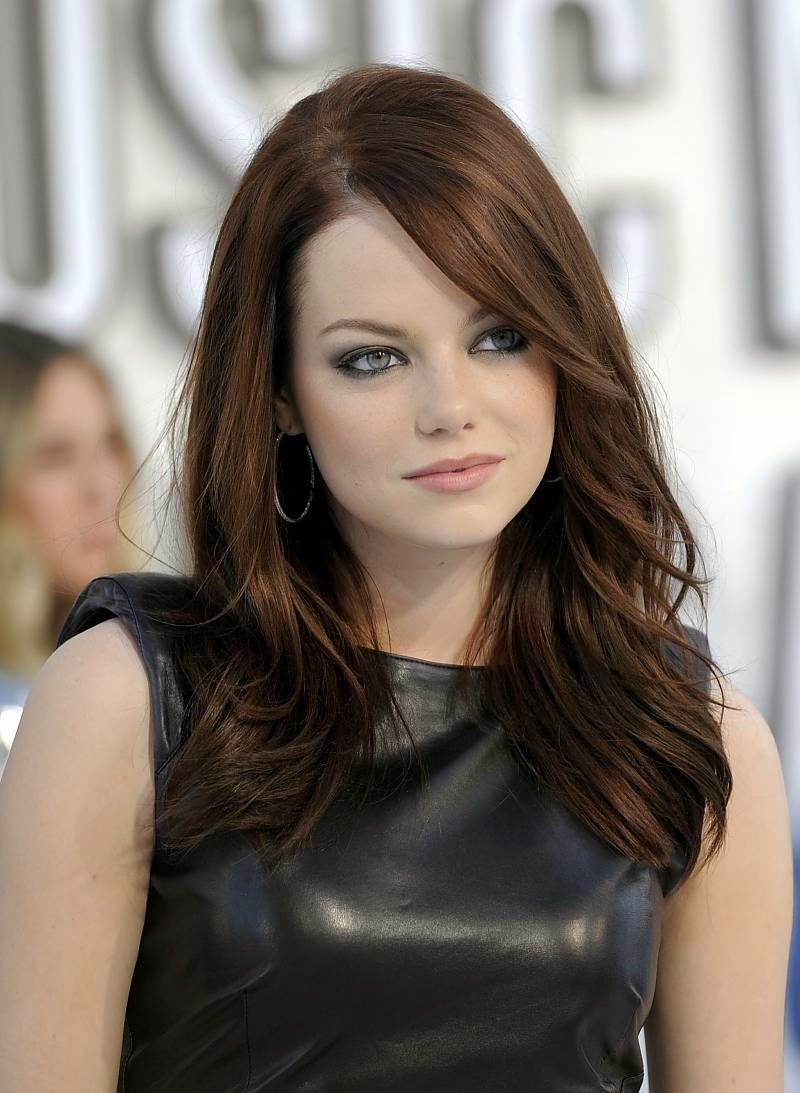 Emma Stone, Pale Celebrities