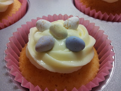 cupcake, Easter