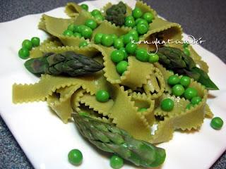 asparagus-green-peas-pasta