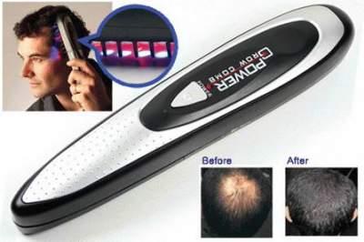Sisir Laser Anti Rambut Rontok