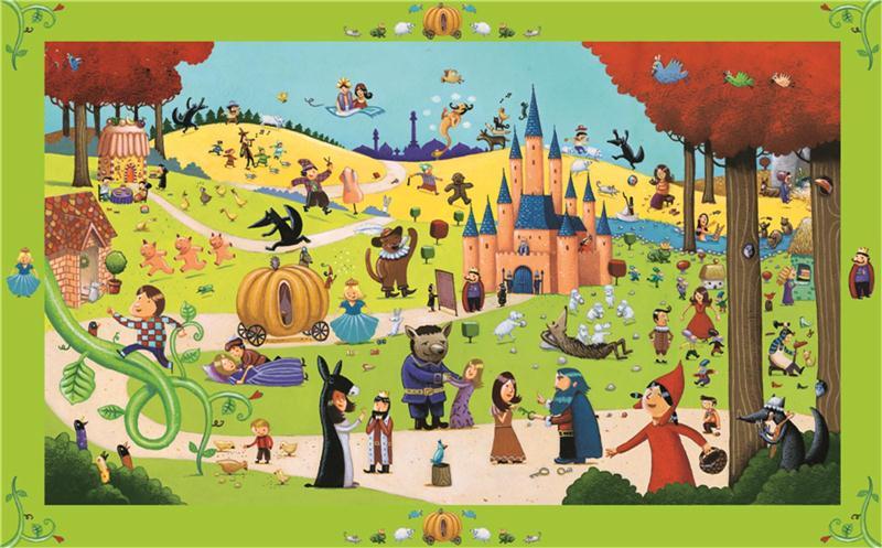 Puzzles autour des contes