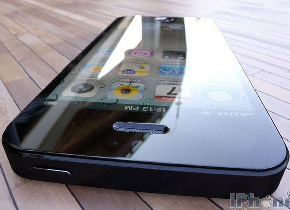 iPhone 5 rumored concept