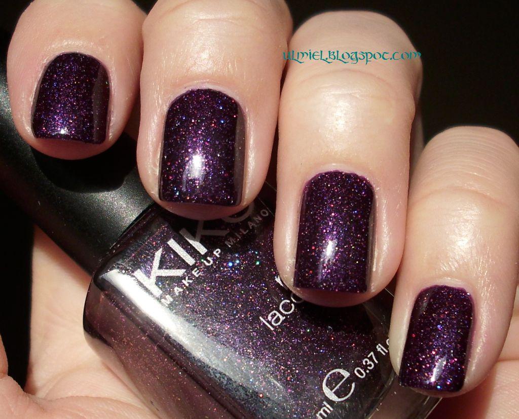 Did someone say nail polish?: Kiko 255 and 296