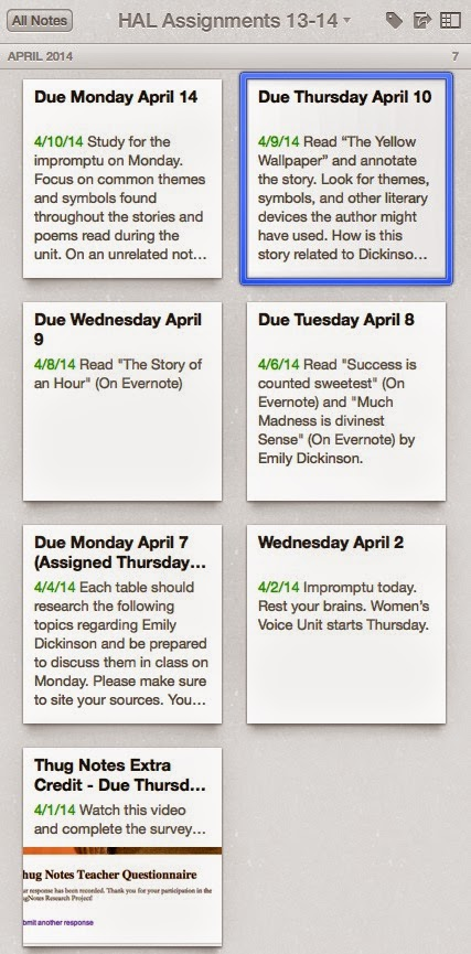 Use @Evernote for all of your lesson planning needs #EdChat
