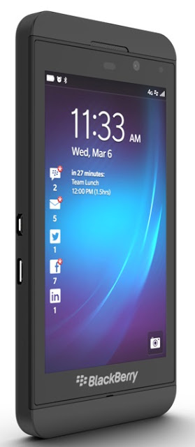 BlackBerry 10 OS Z10