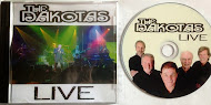 Dakotas LIVE CD now available!