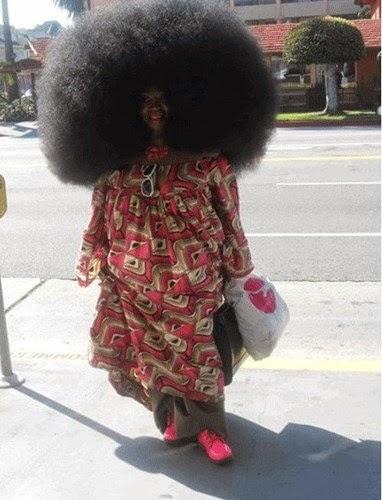 Ảnh cười Facebook tuần qua: bộ tóc kinh điển
