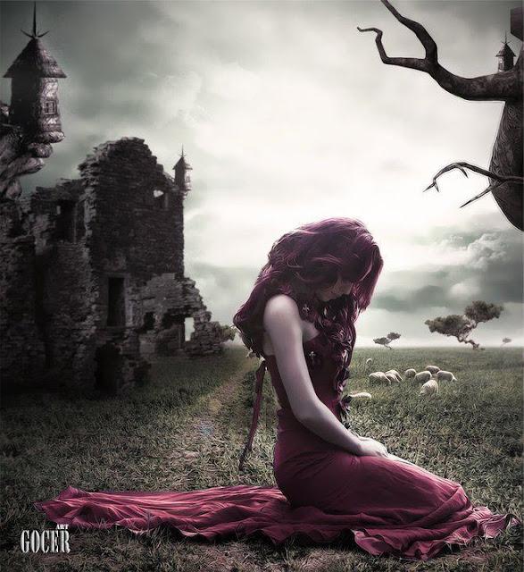 Sad And Alone Girl