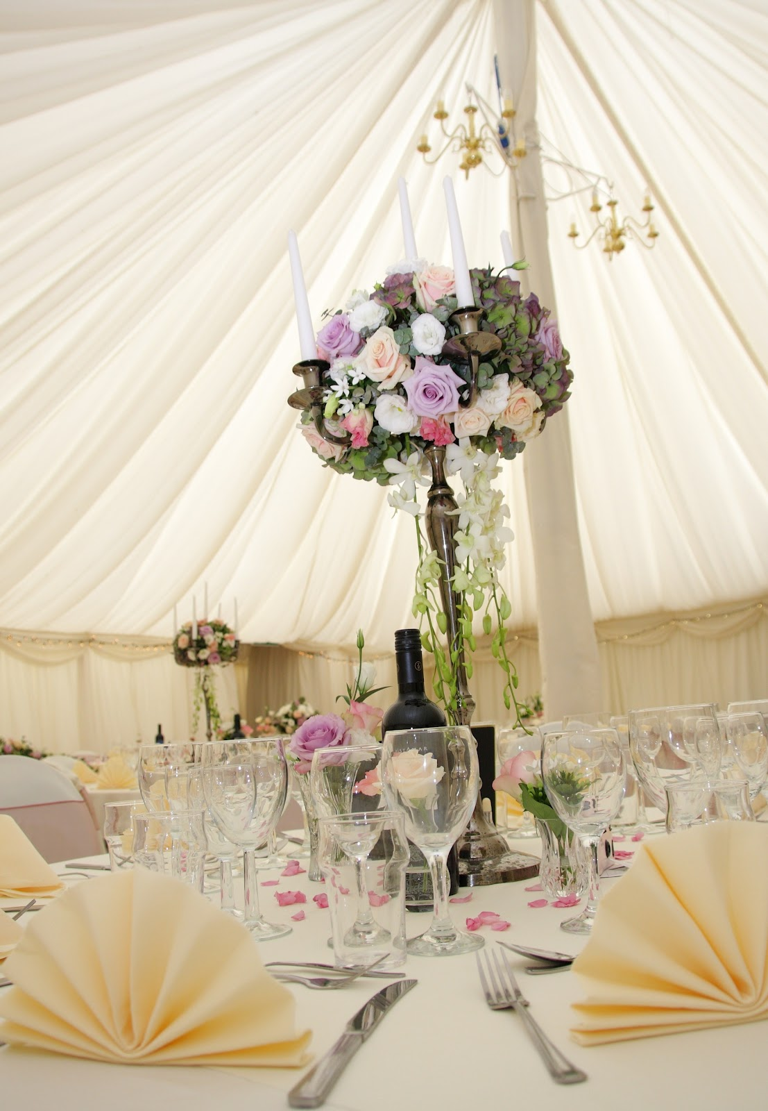 Helen Jane Floristry: Flowers for your Reception