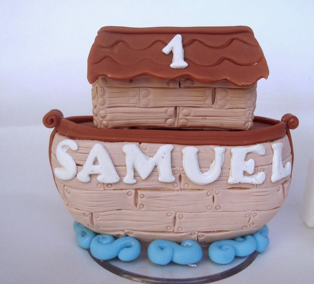 arca de noé personalizada