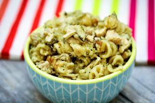 pressure-cooker-chicken-broccoli-pasta