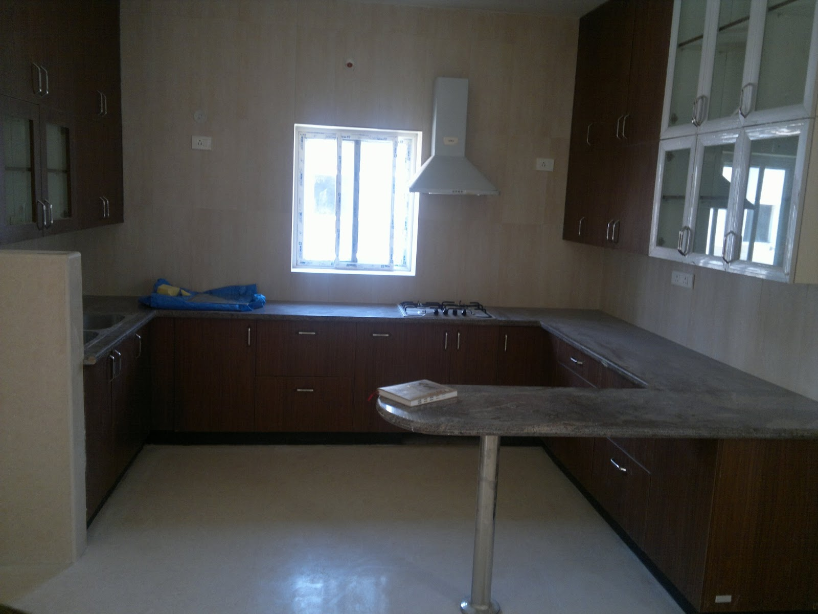 Interiors in hyderabad modular kitchen cost 2 8 lakhs for M kitchen hyderabad