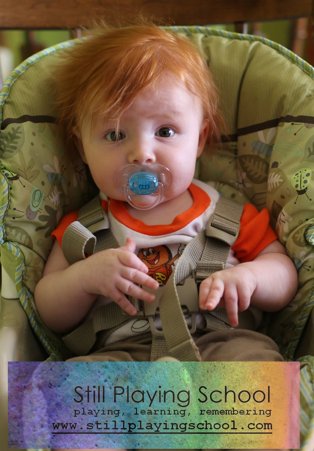 Five Months Old Haircut Favorite Teethers Still Playing School