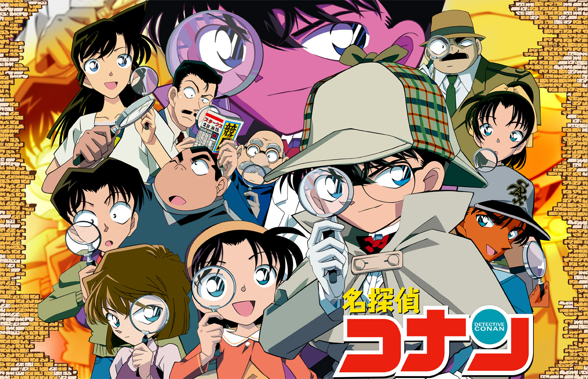 Kata kata mutiara dalam anime detective conan