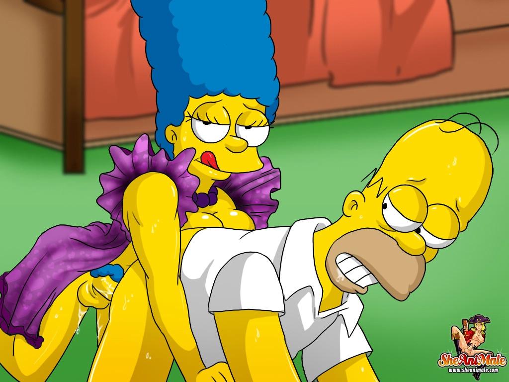Симпсоны барт порно 1 фотография