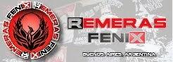 Remeras FENIX