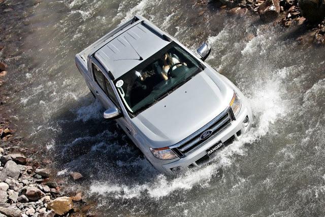 Nova Ford Ranger 2013