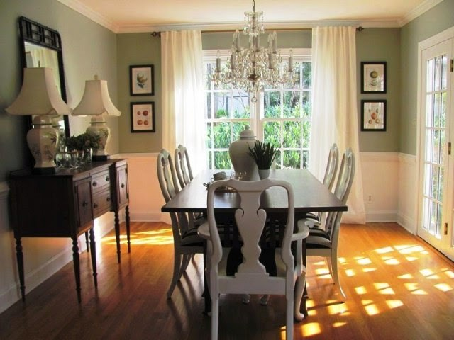 painting ideas for small dining rooms