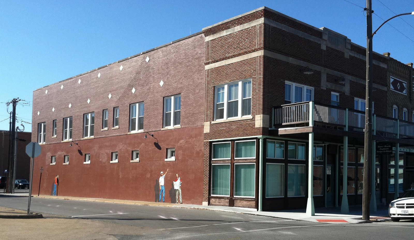 Southern Illinois Tourism News Two Buildings Get Rehab