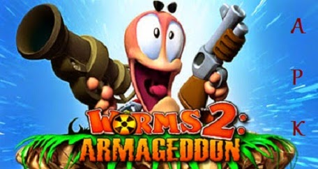 Download Worms 2 Armageddon Full APK Free  For Android