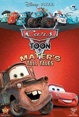 Cars Toon: Maters Tall Tales en Español Latino