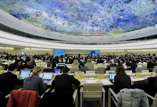 UNHRC adopts US-sponsored resolution against Sri Lanka