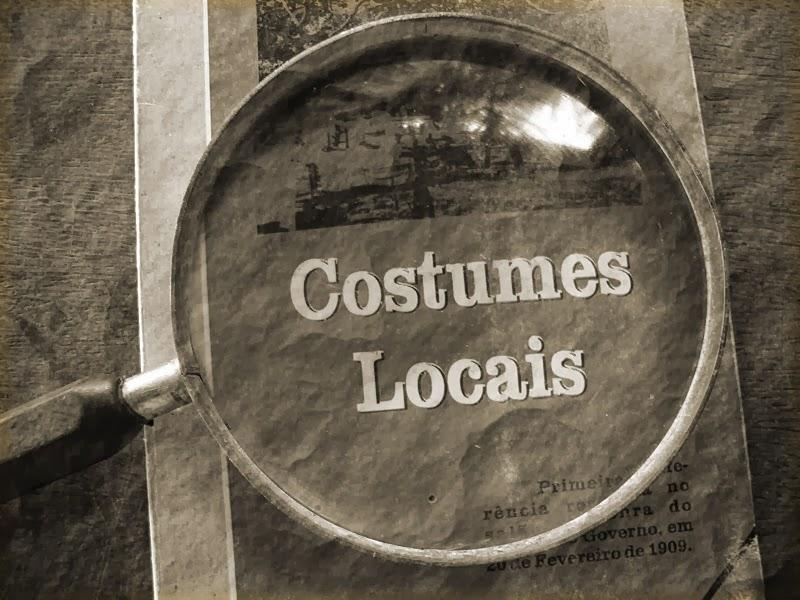 Costumes locais