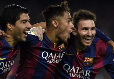 buongiornolink - MSN da sogno Messi, Suarez e Neymar hanno segnato più del Real nel 2015