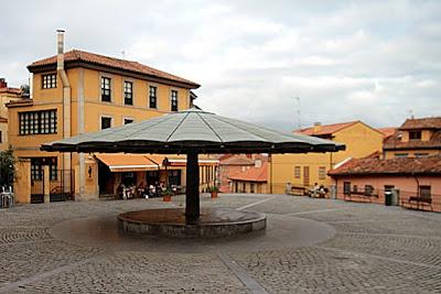 Oviedo ciudad España