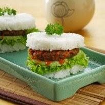 Resep Nasi Lapis Isi Daging