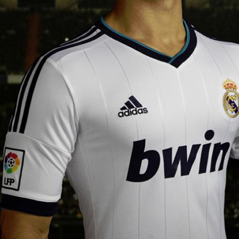 Los Nuevos Uniformes Del Real Madrid 2012 13