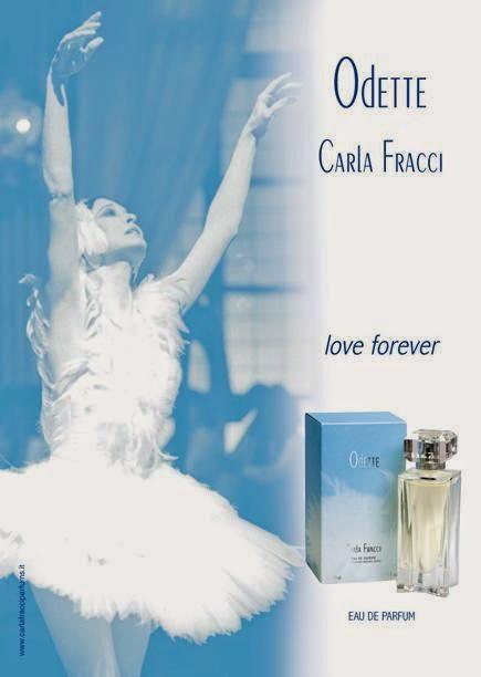 Carla Fracci: парфюмерная линия. Отзыв