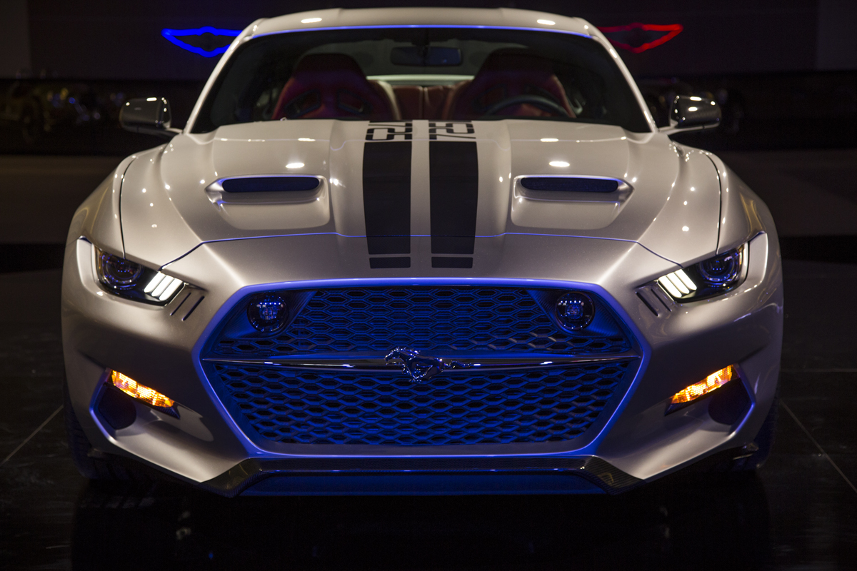 New Galpin Fisker Rocket Is A Wild 725HP Coachbuilt 2015 Mustang