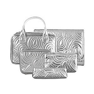Sephora, Sephora Silver Swirl Bag Collection, makeup bag, Lusts of the Week