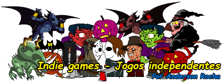 Jogos independentes - Indie games