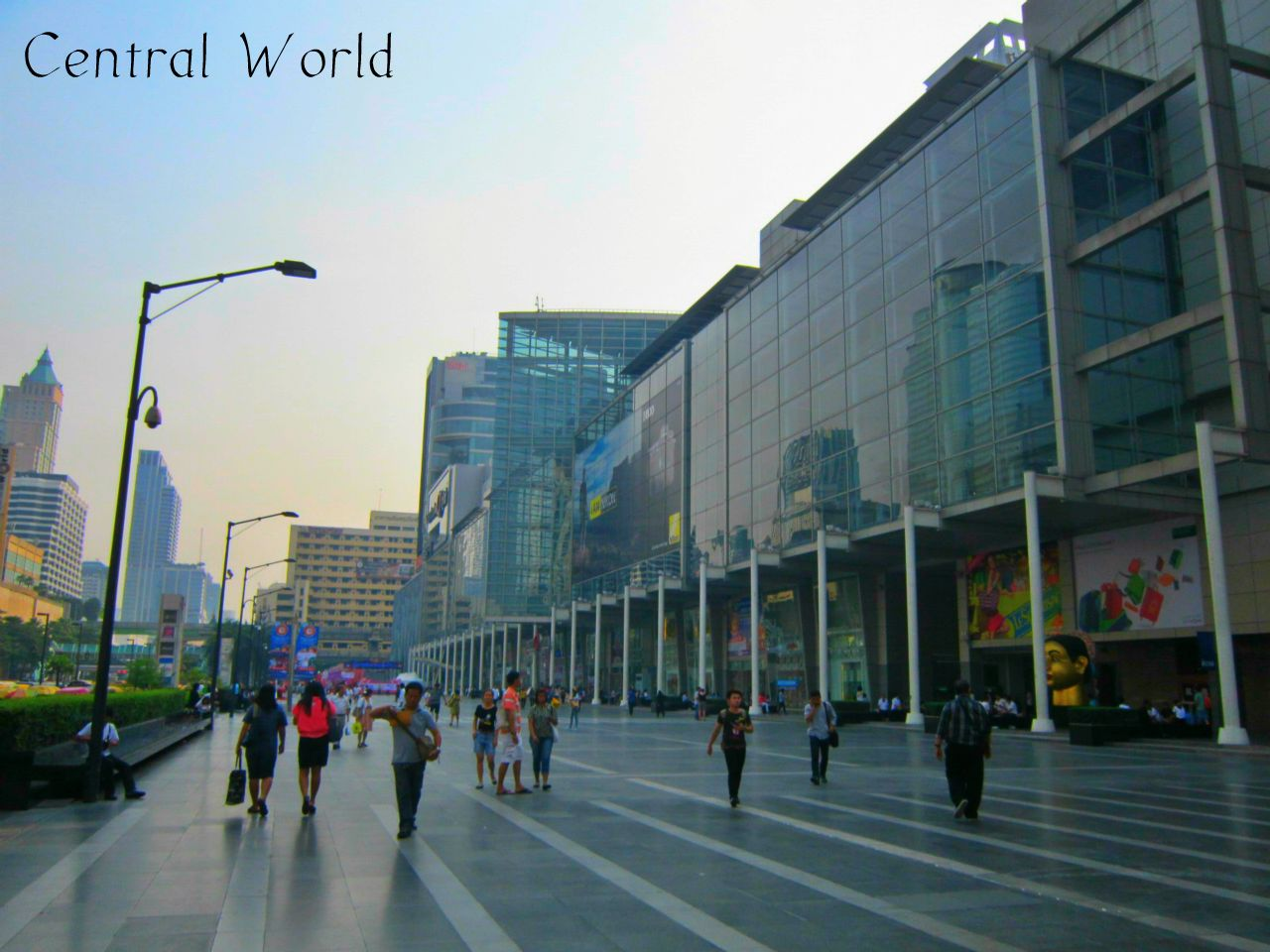 Central World Bangkok Zara