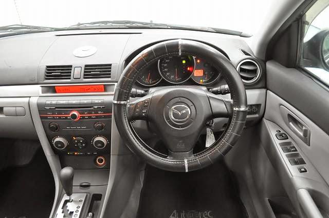 2004 Mazda Axela Sport 15f For Uganda To Mombasa Japanese
