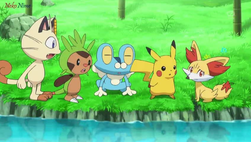 Download Anime Pokemon XY Episode 11