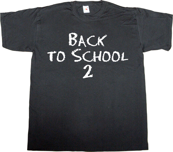 back to school autobombing happiness t-shirt ephemeral-t-shirts