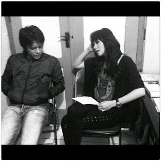 Foto Mesra Ariel Peterpan dengan Momo Geisya Pacaran Bareng Bersama