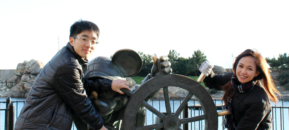 Dream-filled Experience at Tokyo DisneySea