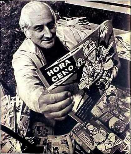 Héctor Oesterheld