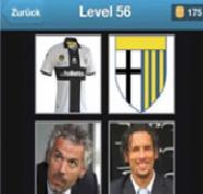 solution quiz de football niveau 56