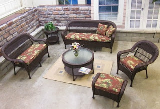 Portland Living Patio set