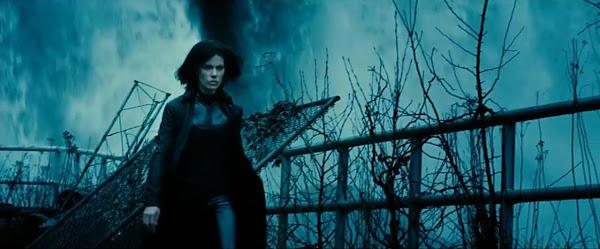 Kate Beckinsale en Underworld: El Despertar