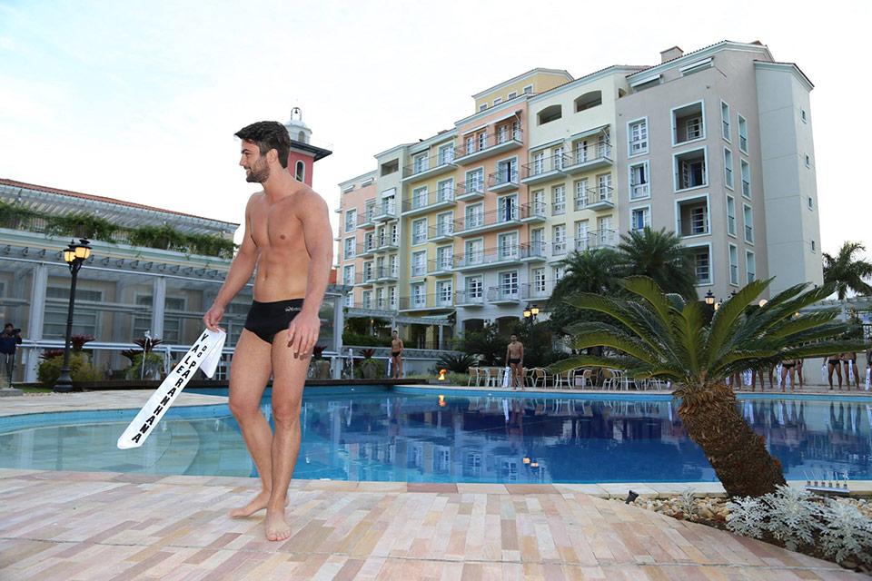 Mister Vale do Paranhana - Denis Facco, 25 anos, 1,83 m - Foto: Leonardo Rodrigues