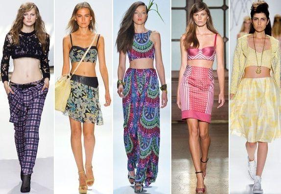 Lo último en Moda para la primavera ~ Belleza y Peinados